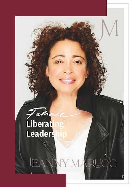 Jeanny magazine 2021 cover